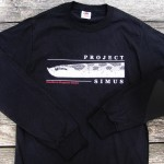 SIMUS black long sleeve